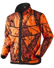 Куртка Grizzly двухсторонняя Mossy Oak Orange Blaze/Black